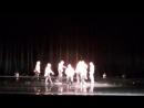 Шоу под дождём, театр танца Искушение.