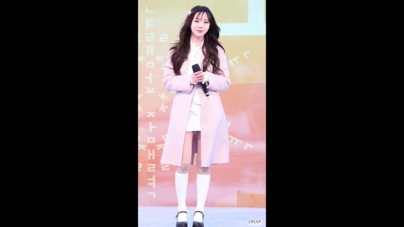180123 | KEI - First Snow | 2018 PyeongChang Winter Olympics Torch Relay Celebration Event