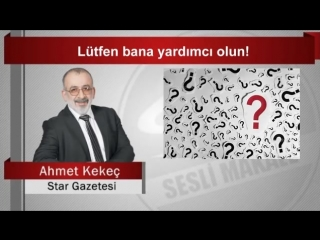 Ahmet KEKEÇ Lütfen bana yardımcı olun! - YouTube