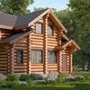 Деревянные дома из бревна! Качество. Доставка