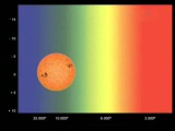 Космическая экспедиция (114 серия)  Эволюция звёзд