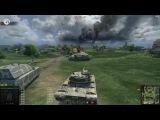 Дневники разработчиков. Генеральное сражение World of Tanks