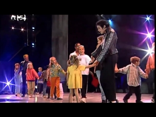 Michael Jackson - Heal the world - Live in Munich.mp4