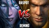 WC3 ReMinD (Night Elf) vs. Raspot (Human) BlizzCon 2010 G3 Warcraft 3
