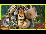 Стрим Madagascar ЧАСТЬ 1 I Like To Move It, Move It