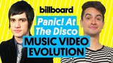 Panic! at the Disco Music Video Evolution 'I Write Sins Not Tragedies' to 'Hey Look Ma, I Made It'