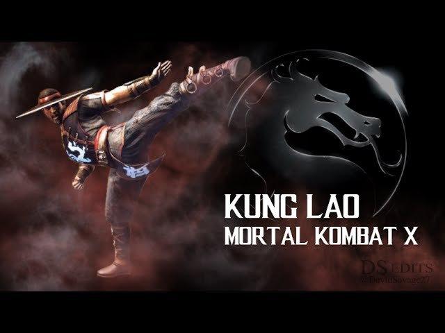MKX   Как делать Brutality за Kung Lao.