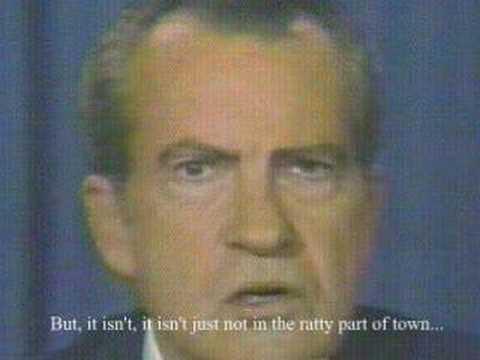 Nixon Tape: Bohemian Grove