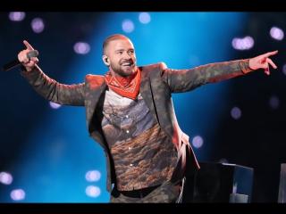 Justin Timberlakes FULL Pepsi Super Bowl LII Halftime Show! _ NFL Highlights