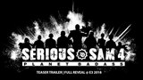 Serious Sam 4 - Teaser Trailer