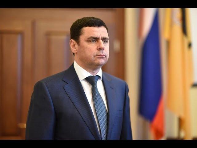 ВИДЕО: Дмитрий Миронов обратился к ярославцам перед выборами