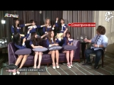 [рус.саб] 180106 Lovelyz in Taiwan Interview