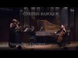 Georg Philipp Telemann - Chaconne (Mod