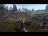 Геймплей «Mount & Blade 2: Bannerlord» с Gamescom 2017.