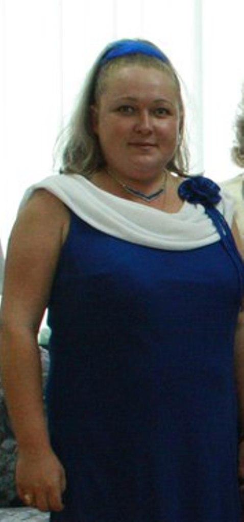 Зоя Юрьевна Зинина