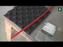 Укладка труб напольного отопления