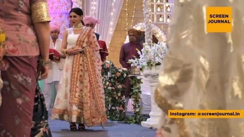 Ishqbaaz - Rudra's marriage- Behind the scenes - Ishqbaaaz.mp4