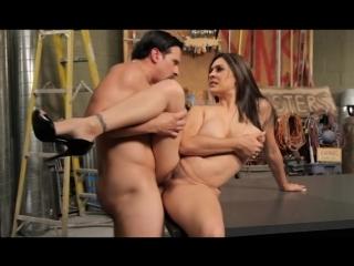 Big tits milf raylene fucked hard   mature mom зрелые мамки минет секс