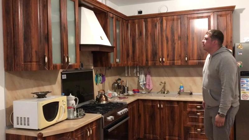 Кухня к стиле Прованс в Руполисе