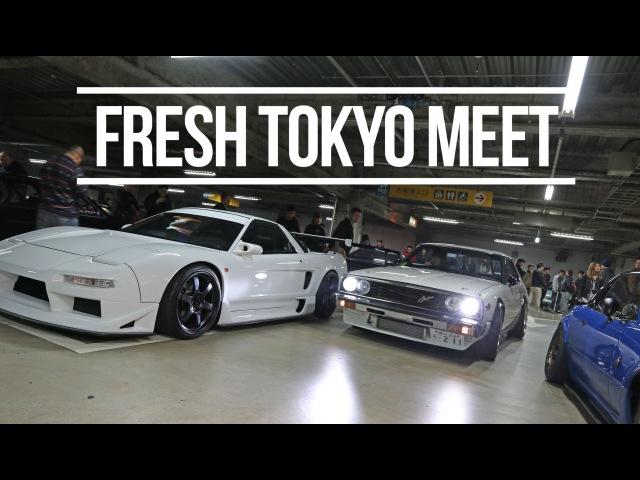 (Tokyo Drift in Real Life) FRESH TOKYO CAR MEET 2016 -【日本改裝車文化】