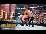 FULL MATCH - Triple H vs. John Cena - WWE Title Match: Night of Champions 2008