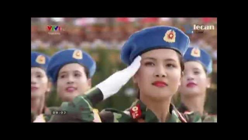 Nữ quân nhân xinh đẹp Phạm Trúc Sơn Quỳnh
