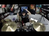 Bulls On Parade - Drum Cover - Rage Against The Machine