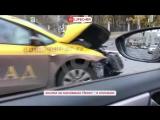 BMW X5 и такси