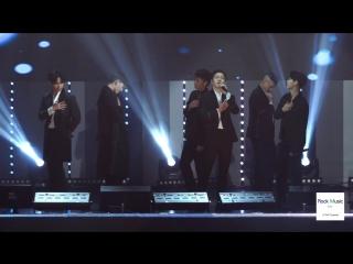 [FANCAM] 31.03.2018: BTOB - Missing You + MOVIE + Someday @ Kpop Concert in Ganghwa