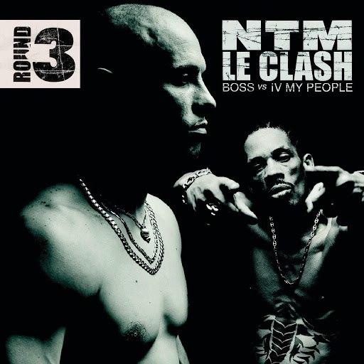 Suprême NTM альбом Le Clash - Round 3