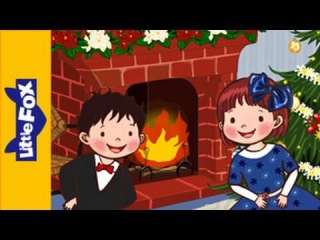 Deck the Halls | Christmas Songs | Holidays | By Little Fox