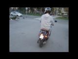 Vinnytsia I Stunt I Honda Dio I Yamaha Vino I