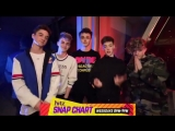 """Why Don't We called """"Trust Fund Baby"""" tonight on Snap Chart in Hitz"""