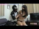 BoundHub Japanese girl lingerie bondage