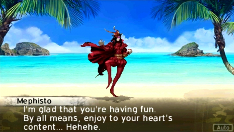 47 DimaMustDie VS Mephisto (Apocalypse) (Shin Megami Tensei 4 Apocalypse Nintendo 3DS)