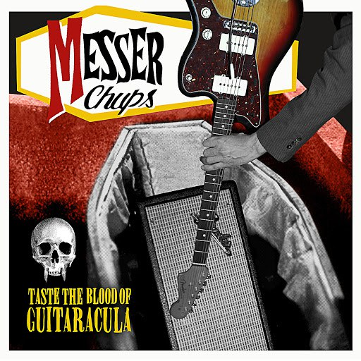 Messer Chups альбом Taste the Blood of Guitaracula