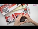 Крем для рук набор The Saem Chocopie Hand Cream Cookies  Cream_Marshmallow Set