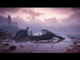 『Horizon Zero Dawn:凍てついた大地』風景トレーラー