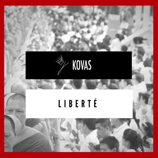 KOVAS альбом Liberté