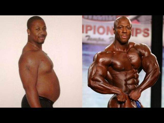 Shawn Flexatron Rhoden transformation from 19 to 42 years old
