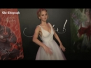 Jennifer Lawrence fools around on Mother! premiere red carpet in New York