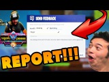CDN THE 3RD VS AIMBOT HACKER - BAN REPORT Fortnite Battle Royale Daily Funny Moments Ep. 4