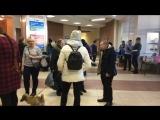 Выставка кошек и собак в Нефтеюганске. Он-лайн включение.