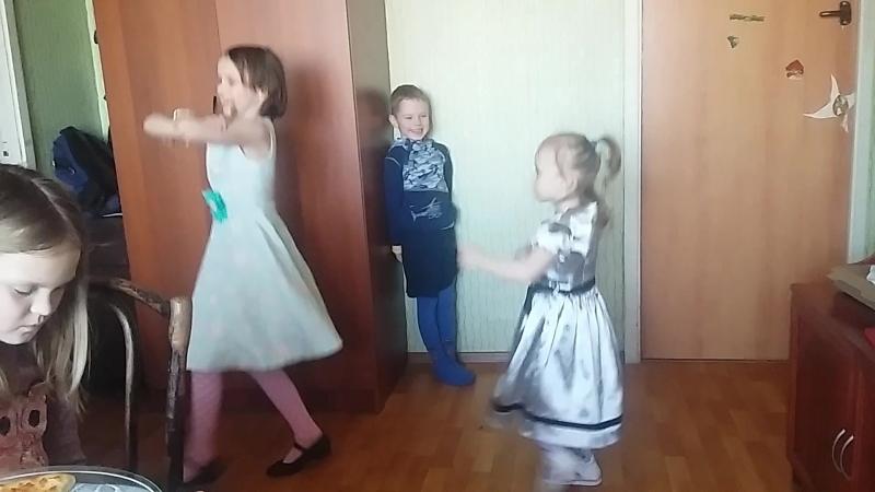 День Рождение Сашеньки
