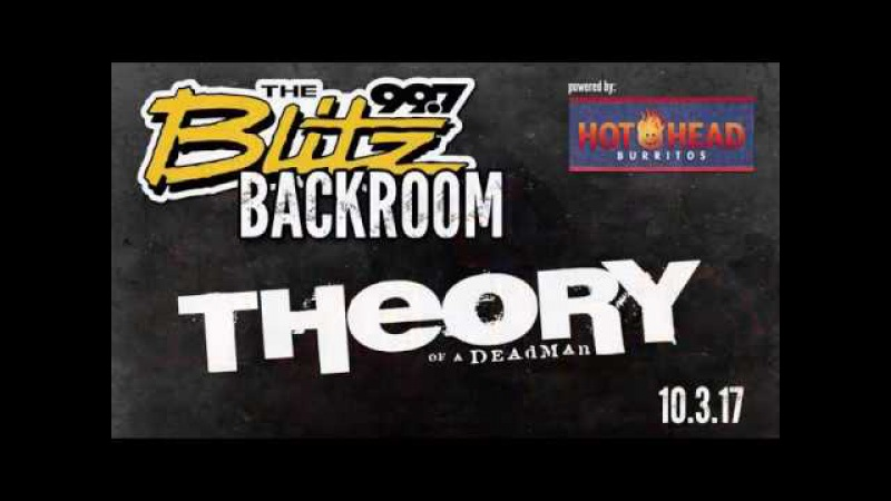 Theory of a Deadman Backroom Echoes