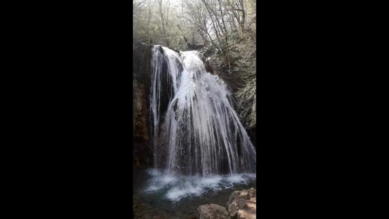 Водопад джур джурр