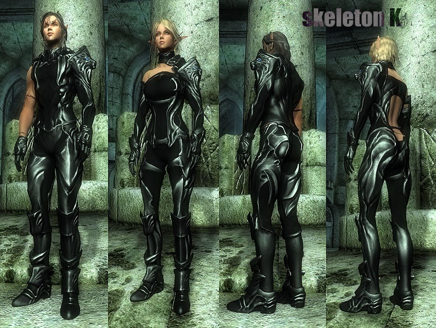 nightshade armour