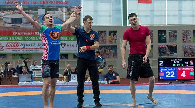 Чемпионат Беларуси по смешанным единоборствам проведут в Бресте