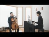 Sam Yang & Nicholas Yee - Dance of the Sugar Plum Fairy (Piano & Cello)