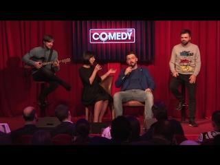 Вечеринки Comedy Club в Golden Palace